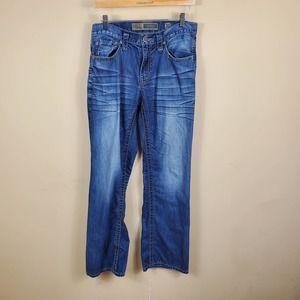 BKE Derek Bootcut Jeans Men's Size 30x31